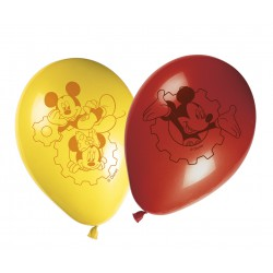 Globos de Mickey Mouse