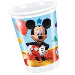 Vasos de Mickey Mouse
