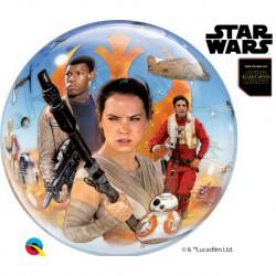 Globo burbuja de Star Wars