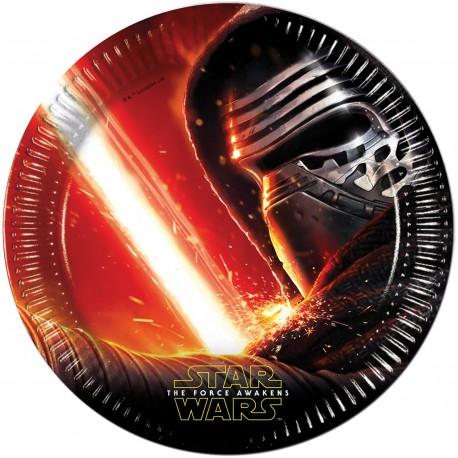 Platos Star Wars VII