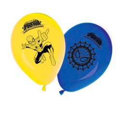 Globos de Spiderman