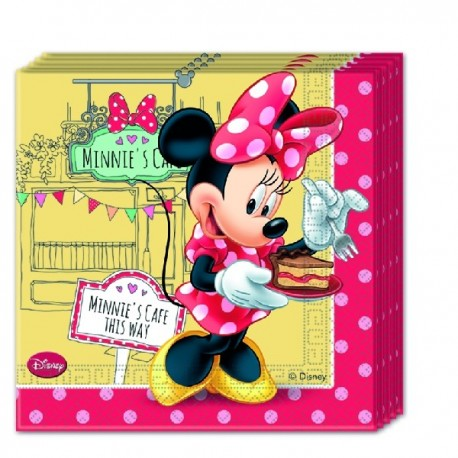 Servilletas de Minnie