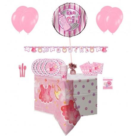 Pack Especial Ropa de Bebe Rosa