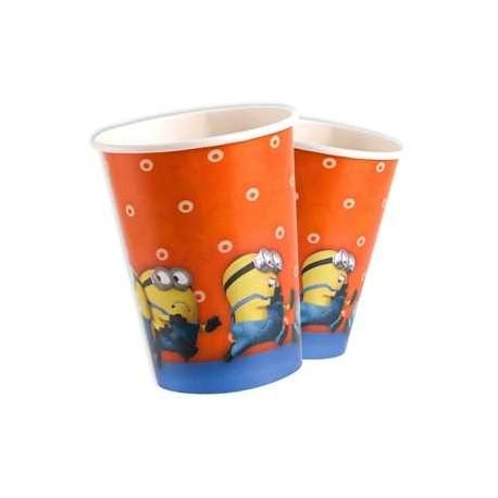 Vasos de Los Minions