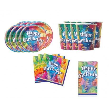 -Pack Especial Happy Birthday