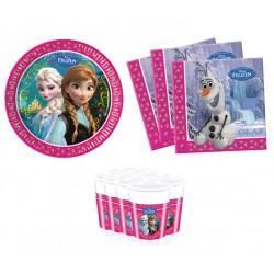Mini pack de Frozen para 8