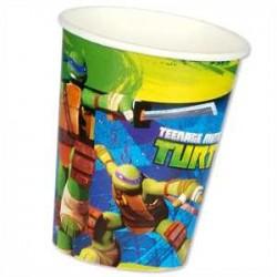 Vasos de Las Tortugas Ninja