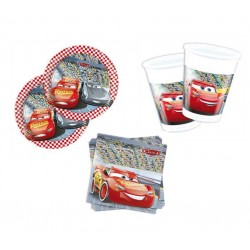 Mini pack de Cars 3 para 8