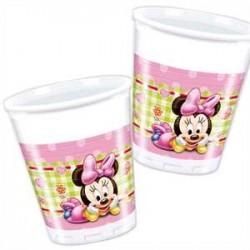 Vasos de Minnie bebe