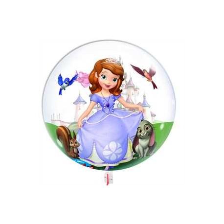 Globo burbuja de la Princesa Sofía
