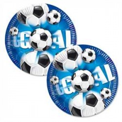 Platos de futbol