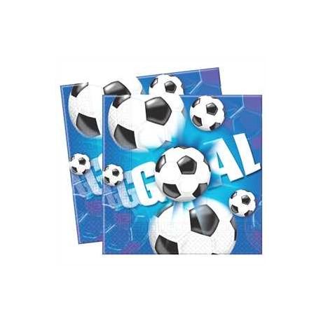 Servilletas de futbol
