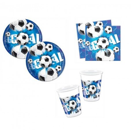 Pack mini de futbol para 10