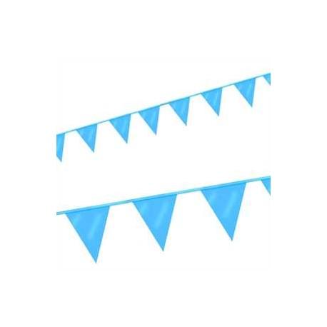 Banderín mini color azul