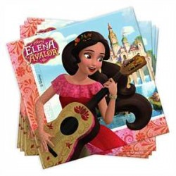 Servilletas de Elena de Avalor
